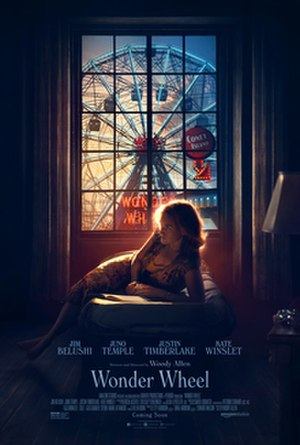 Wonder Wheel (film) - Image: Wonderwheelfilmposte r