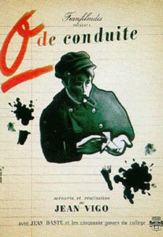 Zero for Conduct - Film poster