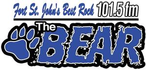 CKNL-FM - Image: 1015 Bear FM