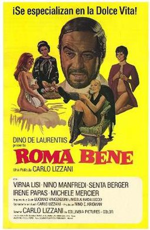 Roma Bene - Film poster