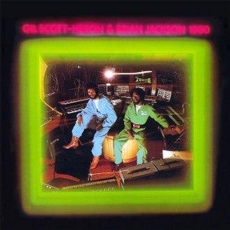 1980 (Gil Scott-Heron and Brian Jackson album) - Image: 1980 Gil Scott Heron and Brian Jackson