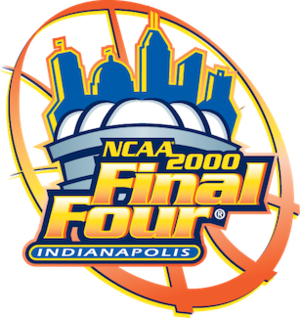 2000 NCAA Division I Men's Basketball Tournament - 2000 Final Four logo