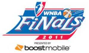 2011 WNBA Finals - Image: 2011 WNBA Finals logo
