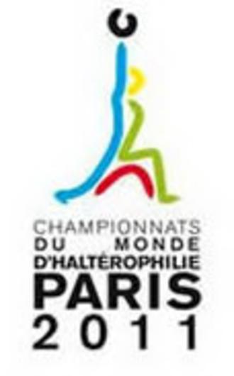 2011 World Weightlifting Championships - Image: 2011 World Weightlifting Championships logo