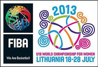 2013 FIBA Under-19 World Championship for Women