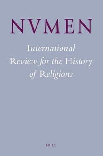 Numen (journal) - Image: 2014 cover Numen