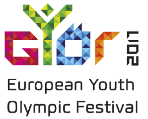 2017 European Youth Summer Olympic Festival - Image: 2017 European Youth Summer Olympic Festival logo