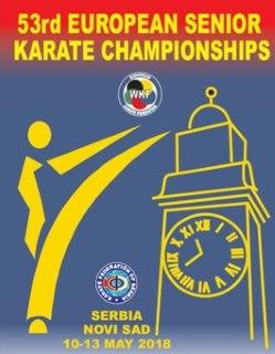 2018 European Karate Championships Karate competition