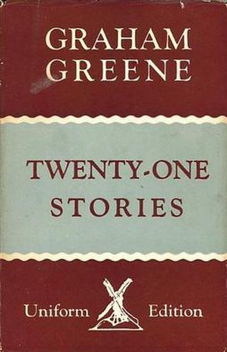Twenty-One Stories - First edition (publ. Heinemann)