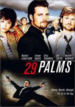29 Palms (film) - Movie Poster