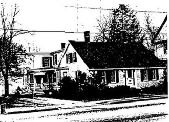 Turnpike House - Image: 314 Broadway, Methuen, MA