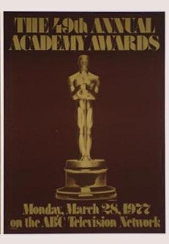 49th Academy Awards - Image: 49th Academy Awards