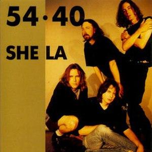 She La - Image: 54 40 She La