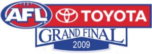 2009 AFL Grand Final - Image: AFL Grand Final 2009