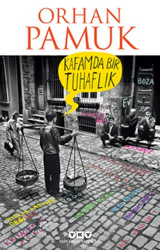 A Strangeness in My Mind - First edition (Turkish)