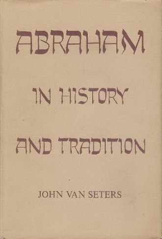 Abraham in History and Tradition - Image: Abraham in History and Tradition