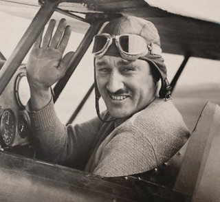 aviation pioneer and record-setter (1895-1954)
