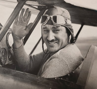 Bert Acosta - Acosta circa 1927