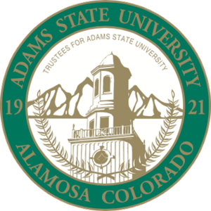 Adams State University - Image: Adams State University seal