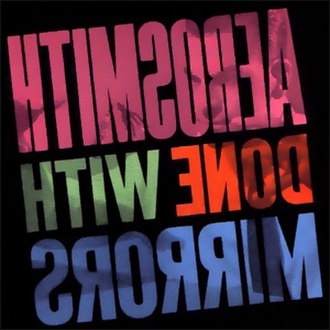 Done with Mirrors - Image: Aerosmith Done With Mirrors