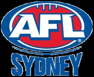 Sydney AFL - Image: Afl sydney logo