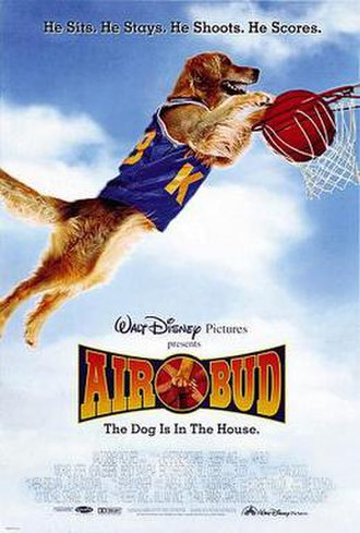 Air Bud - Theatrical release poster
