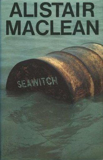Seawitch - First edition cover (UK)
