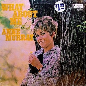 What About Me (Anne Murray album) - Image: Anne Murray 1968
