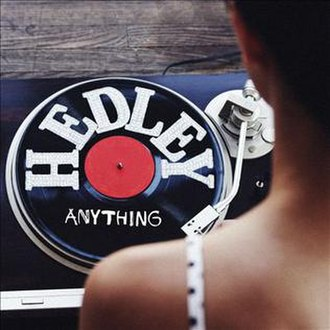 Anything (Hedley song) - Image: Anything EP by Hedley