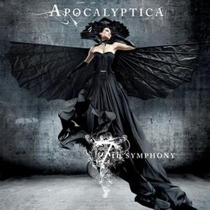 7th Symphony (album) - Image: Apocalyptica 7th Symphony