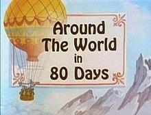 Around the world in 80 lays 2