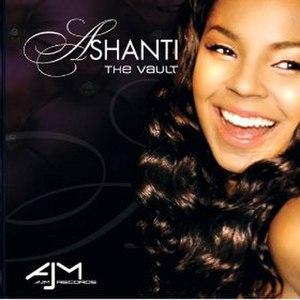 The Vault (Ashanti album) - Image: Ashanti The Vault