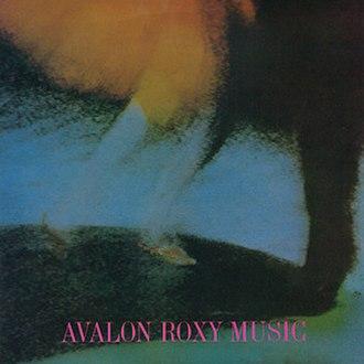 Avalon (Roxy Music song) - Image: Avalon (single)