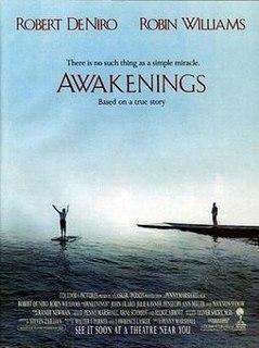 <i>Awakenings</i> 1990 film by Penny Marshall, Alain Cuniot