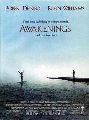Awakenings - Theatrical release poster