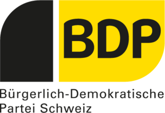 Conservative Democratic Party of Switzerland - Image: Bürgerlich Demokratische Partei Schweiz (logo)