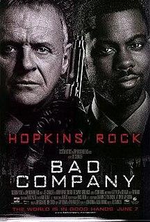 <i>Bad Company</i> (2002 film) 2002 film