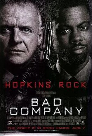 Bad Company (2002 film) - Film poster