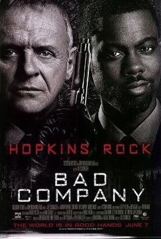 Bad Company (2002 film) - Film poster