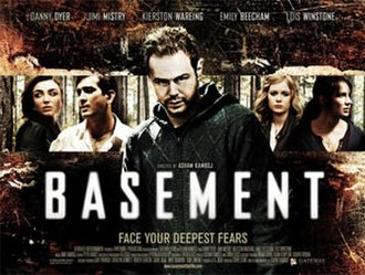 Basement (2010 film) - Image: Basement 2010 film
