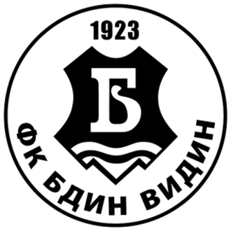 OFC Bdin Vidin - Image: Bdin vidin logo