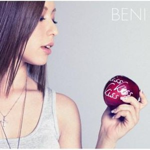 Kiss Kiss Kiss (Beni song) - Image: Benikissx 3cover