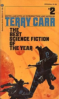 <i>The Best Science Fiction of the Year 2</i> book by Terry Carr