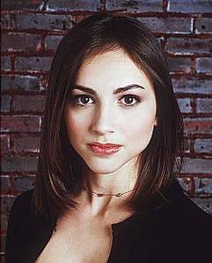 Bianca Montgomery - Eden Riegel as Bianca Montgomery