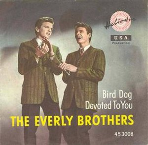 Bird Dog (song) - Image: Bird Dog single cover