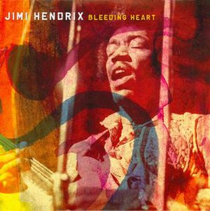 Bleeding Heart (song) - Image: Bleeding Heart single cover