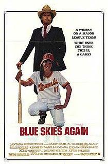 <i>Blue Skies Again</i> (film) 1983 film by Richard Michaels