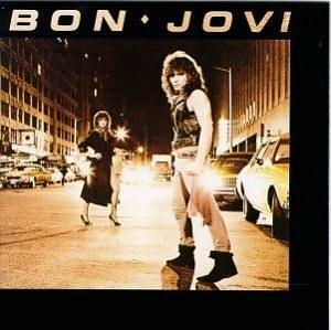 Bon Jovi (album) - Image: Bon Jovi Album