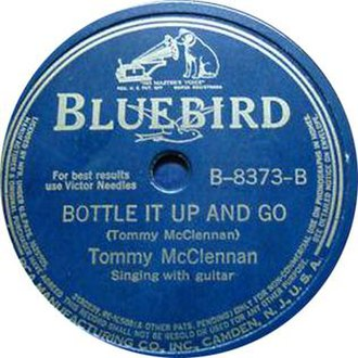 Bottle Up and Go - Image: Bottle It Up and Go single cover