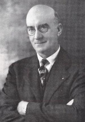 Bradford Knapp - Bradford pictured in The Glomerata 1929, Auburn yearbook